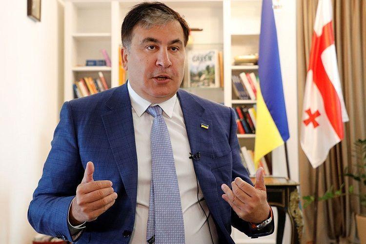 Саакашвили снял свою кандидатуру с должности премьера Грузии