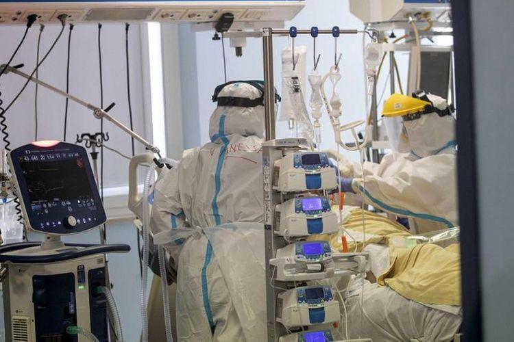 Число умерших от коронавируса в Москве достигло 6820