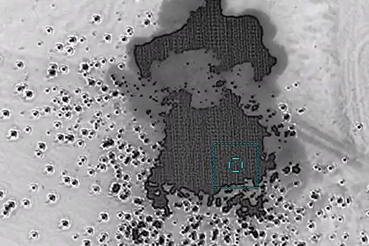 Подорваны военные грузовики противника с боеприпасами - ВИДЕО