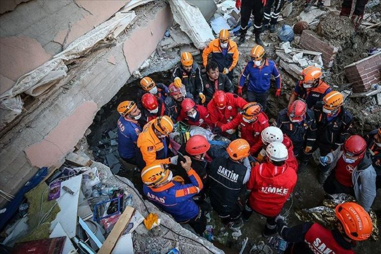 Death toll from quake in Izmir rises to 62 - UPDATED-7