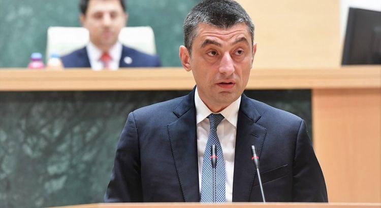 Gürcüstanın Baş naziri koronavirus şübhəsi ilə fərdi izolyasiyaya alınıb
