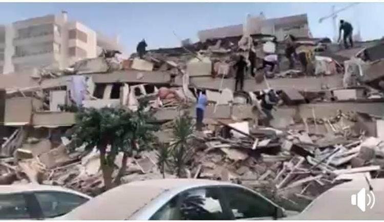 В Турции спустя 65 часов после землетрясения спасли из-под завалов трехлетнего ребенка