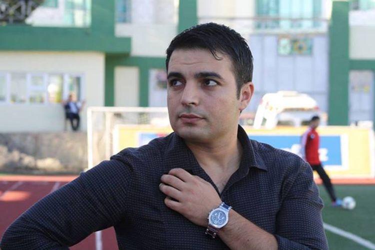 """""""Qarabağ"""" mətbuat xidmətinin rəhbəri ilə bağlı bəyanat yayıb"""