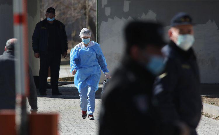За сутки в Грузии выявлено 1 852 случая заражения COVID-19
