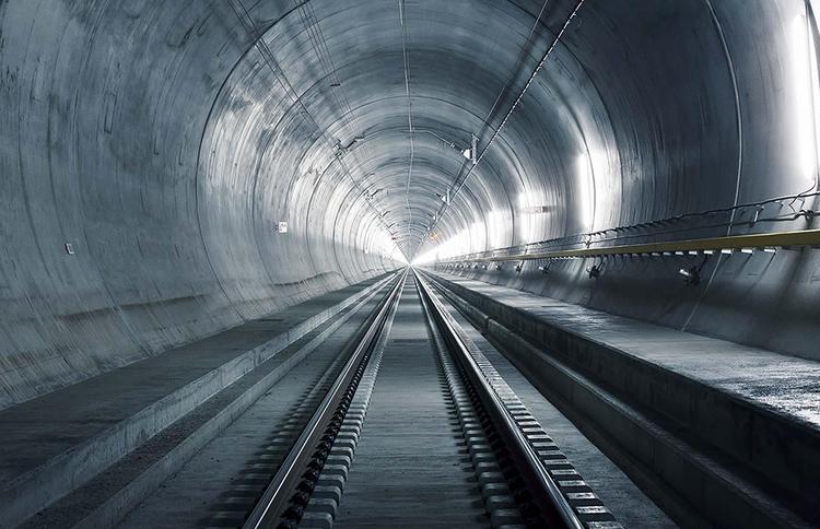 Китай намерен построить самый протяженный в мире подводный железнодорожный туннель
