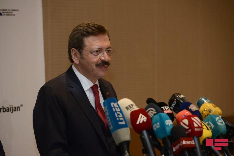 """Mustafa Rifat: """"Bu gün Azərbaycan Türkiyəyə ən çox yatırım edən ölkələrdən biridir"""""""