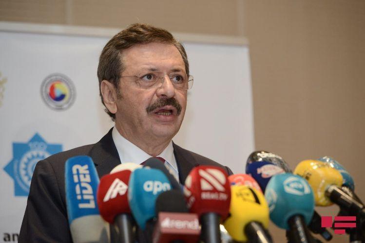 Мустафа Рифат: Тюркский мир гордится успехами Азербайджанской Армии
