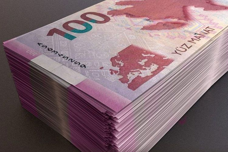 В Азербайджане денежная база в манатах с начала года незначительно сократилась