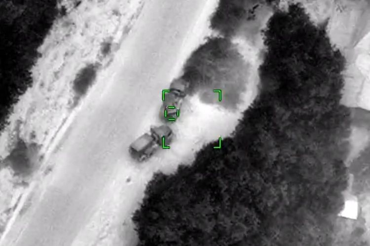 """MoD: Enemy's 4 """"Grad"""" MLRS were destroyed - VIDEO"""