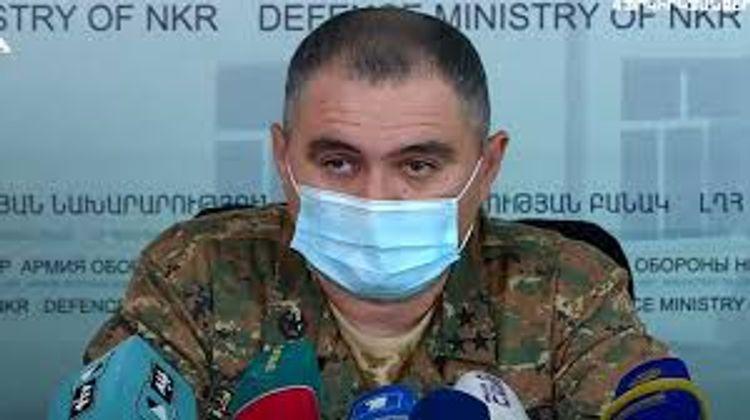 Уничтожен «заместитель министра обороны» сепаратистского режима Нагорного Карабаха
