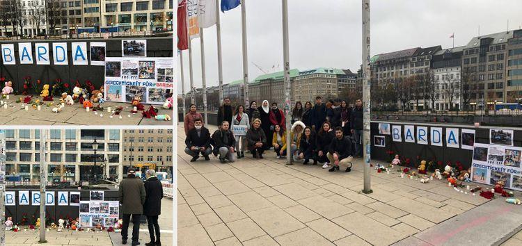 В Гамбурге почтили память жертв армянского террора