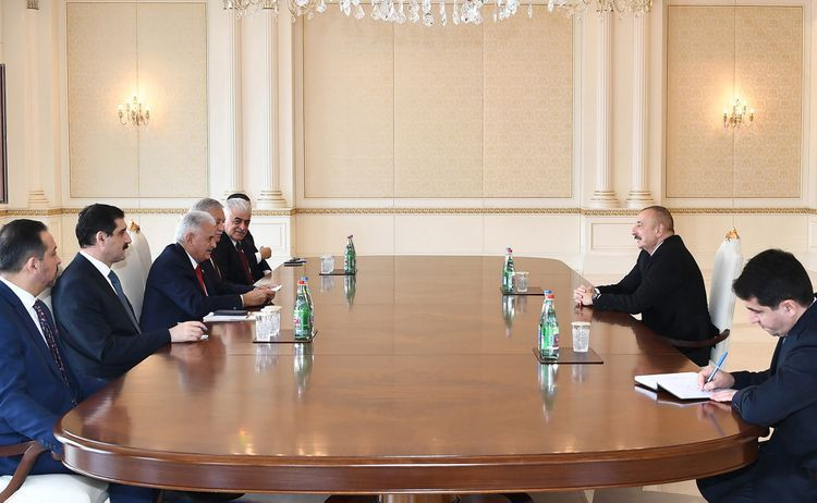 Президент Ильхам Алиев: Сегодня тоже будет предоставлена информация об освобождении от оккупации новых сел