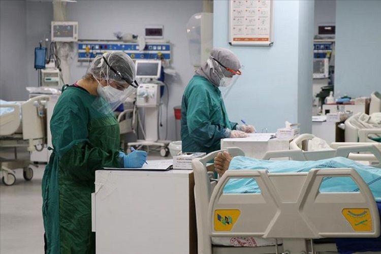 Türkiyədə daha 76 nəfər koronavirusdan ölüb