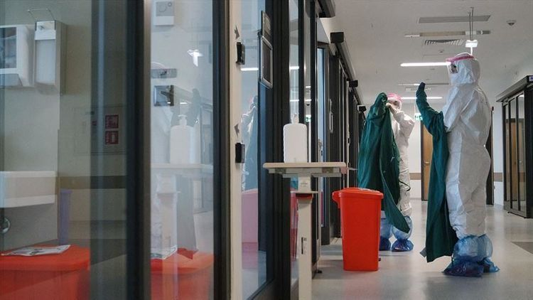 Over 2,300 new virus cases reported in Turkey