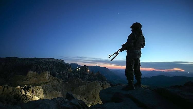 Turkey: 189 PKK terrorists surrendered so far in 2020