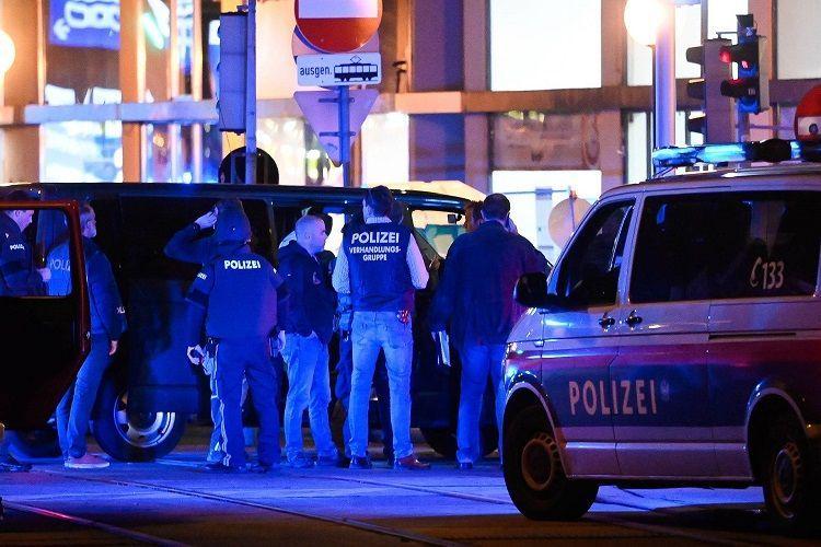 Число жертв стрельбы в Вене возросло до пяти - ОБНОВЛЕНО-2
