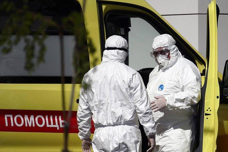 Moskvada son sutkada 63 nəfər koronavirusdan ölüb