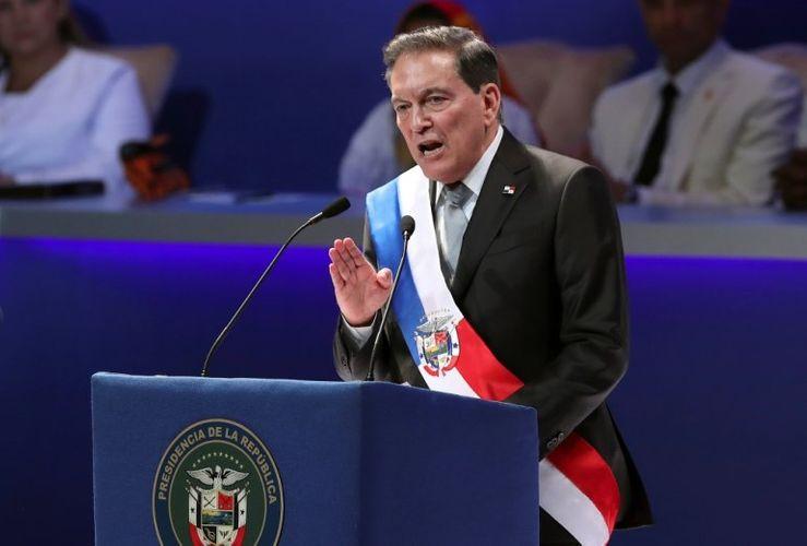 Panama President self isolates over COVID-19 contact