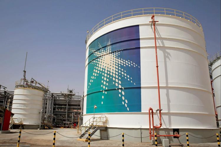 Saudi Aramco's net profit drops 45% in the third quarter on weak oil demand
