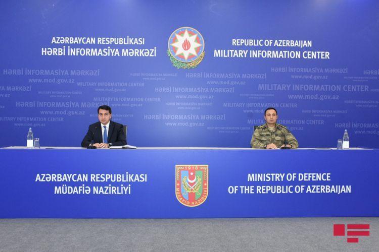 Хикмет Гаджиев: Армения обманывает свою общественность, скрывая поражения, правду