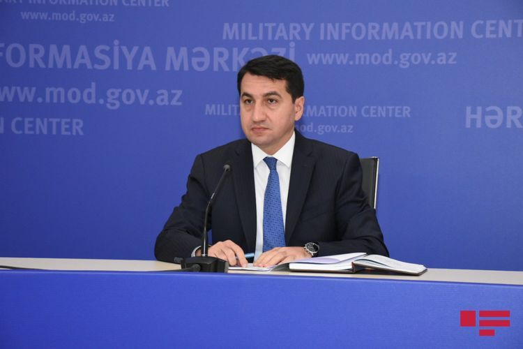 """Assistant to Azerbaijani President: """"There are citizens of countries from Lebanon, Syria to Canada in mercenary groups of Armenia"""""""