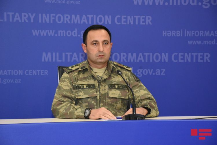 Azerbaijani MoD: Surrendering is the only way for surviving for those who were deceived and brought to the battlefield from Armenia