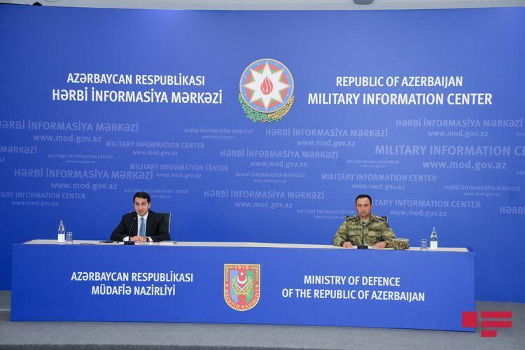 "Hikmet Hajiyev: ""Armenians being sure Azerbaijan will not target set up headquarters at kindergarten"""