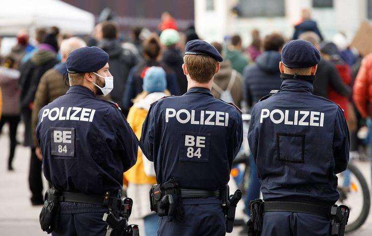 В Линце задержали подозреваемого по делу о теракте в Вене