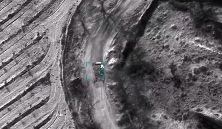 MoD: Enemy tanks were destroyed in the battles near Khojavend - VIDEO
