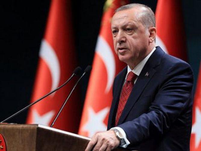 """Ərdoğan: """"Türkiyədə ölkə boyu iş yerləri saat 22:00-dan bağlanacaq"""""""