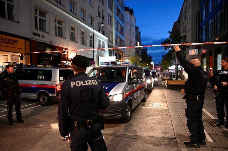 Austrian police arrest 14 in manhunt after gunman