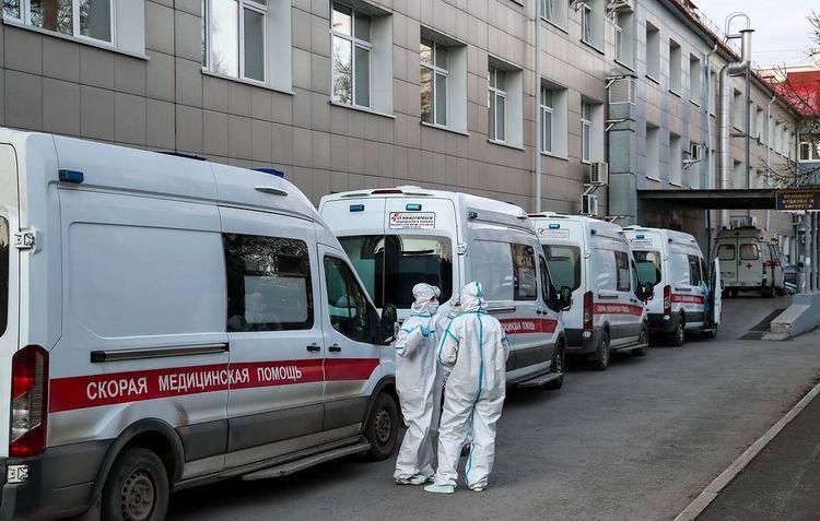 Moskvada koronavirusdan ölənlərin sayı 7 mini ötüb