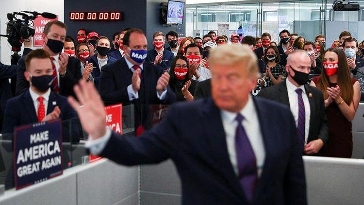 Трамп лидирует на выборах в США, опережая Байдена в большинстве ключевых штатов - ОБНОВЛЕНО-2