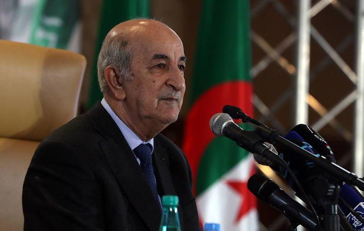 Президент Алжира заразился коронавирусом