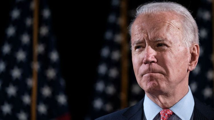 """Joe Biden: """"We believe we are on track to win this election"""""""