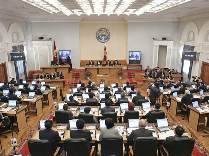 Qırğızıstan parlamentinin yeni sədri seçilib