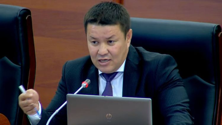 Talant Mamytov elected as Parliament Speaker of Kyrgyzstan