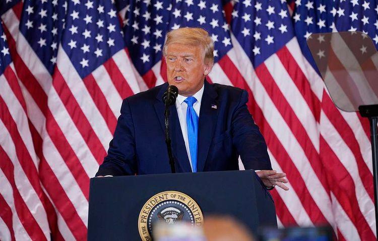 Трамп заявил, что обратится в Верховный суд США в связи с ситуацией на выборах