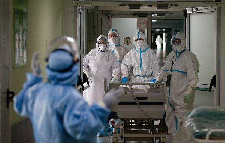 Rusiyada son sutkada 19 768 nəfər koronavirusa yoluxub