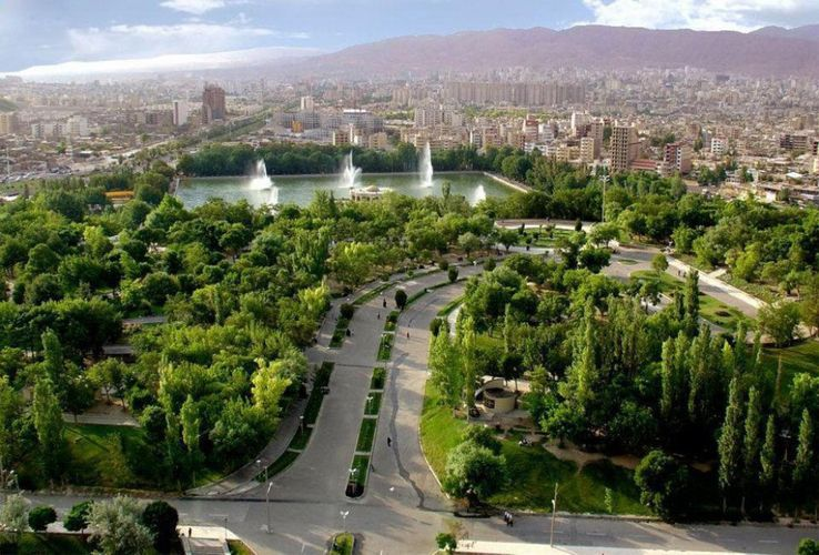 Entry and exit to/from Tabriz closed