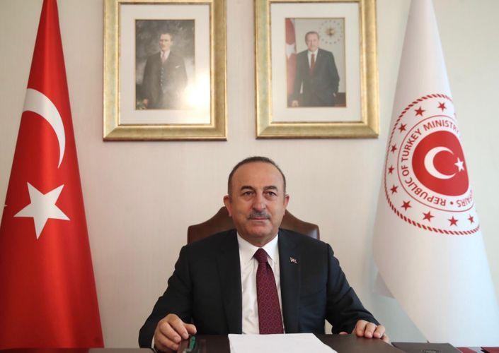 Глава МИД Турции: Территориальная целостность Азербайджана должна безоговорочно поддерживаться всеми