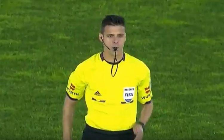 Referees of Sivasspor – Garabagh match were changed