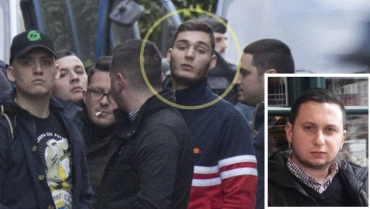 Criminal case initiated against the leader of the Zouaves Paris group, who arrived in the occupied territories of Azerbaijan