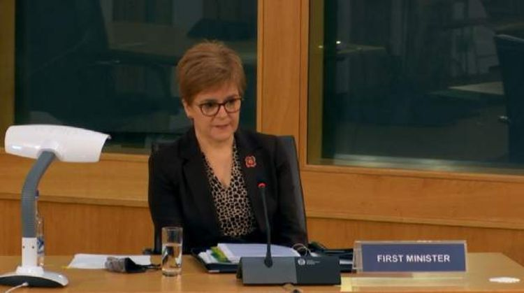 Sturgeon: Covid situation in Scotland