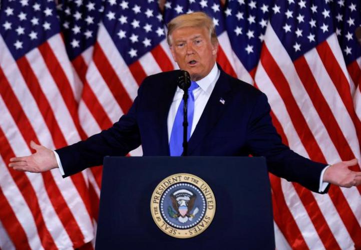 Trump campaign will immediately seek recount in Wisconsin