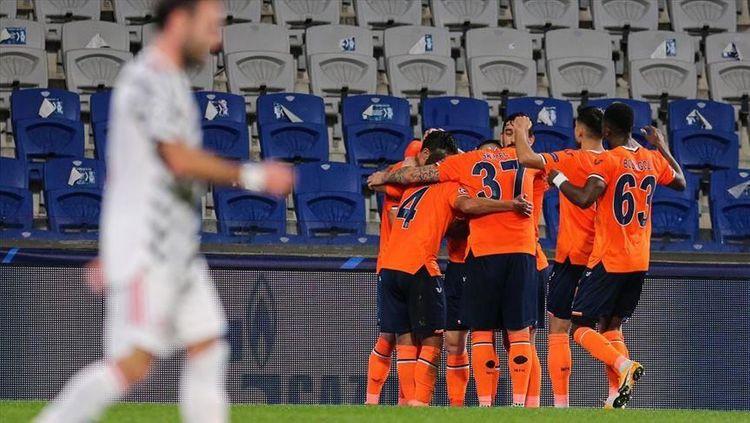 Football: Basaksehir claim 1st Champions League victory