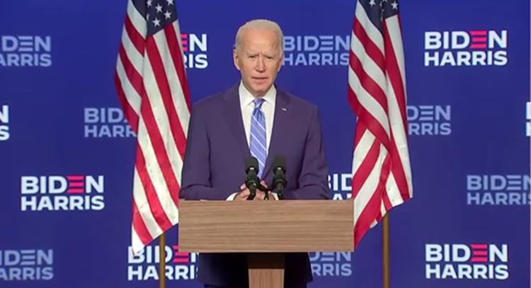 Biden Says 'It's Clear' He's