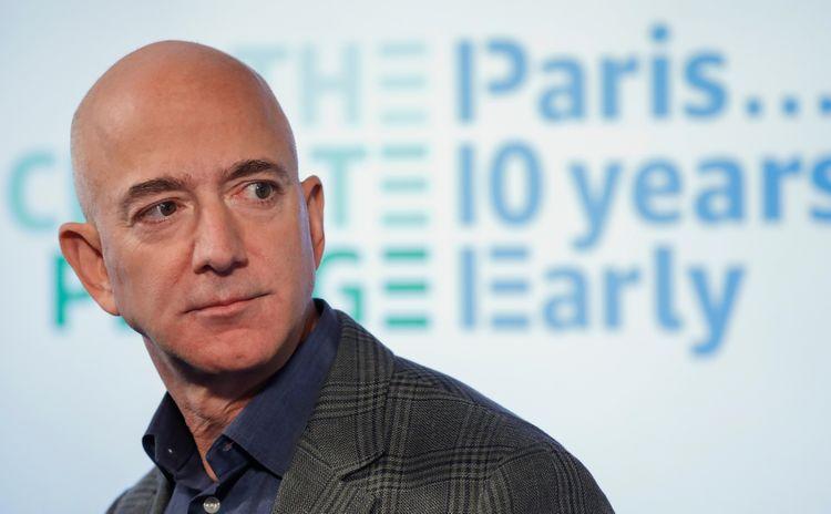 Безос продал акции Amazon на сумму более $10,2 млрд