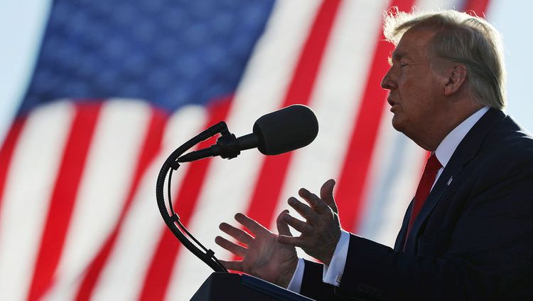 Трамп заявил об ударе по избирательной системе США и выборам