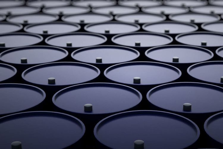 US oil reserves amounted at 484 mln. barrels  - OFFICIAL